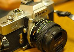 カメラの販売